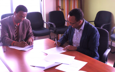 Partnership with AEMFI with a systemic approach to providing technical assistance to MFIs