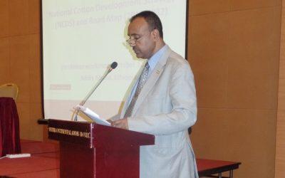 National Cotton Development Strategy Validation