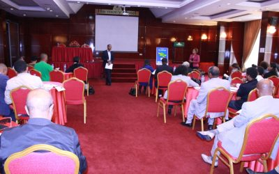 The Fourth Private Capital Advisory Facility (PCAF) Workshop