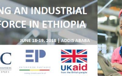 Building An Industrial Workforce in Ethiopia