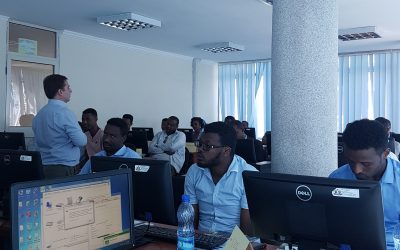 SME training delivered to Abay and OIB