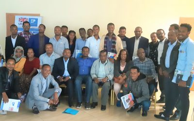 A series of Capacity Building Trainings took Place under the SME finance Technical Assistance