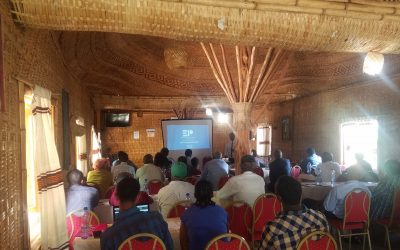 Contract Farming Regional Governance Forums Held in Tigray and SNNPR