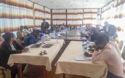 Amhara Region Contract Farming Sensitization Workshop Successfully Completed in Gonder