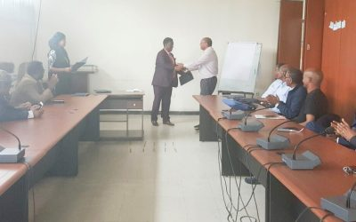Certification of Technical Service Providers for Microfinance Institutions (MFIs)