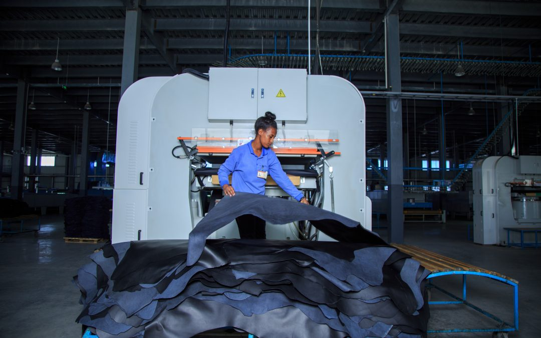 George Shoes Tannery brings the first GOLD LWG certification to Ethiopia